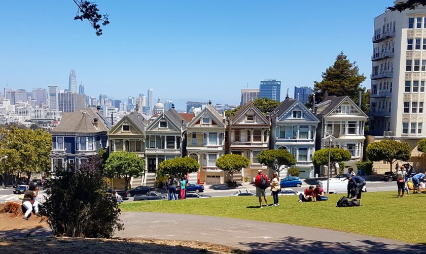 10 sights in San Francisco